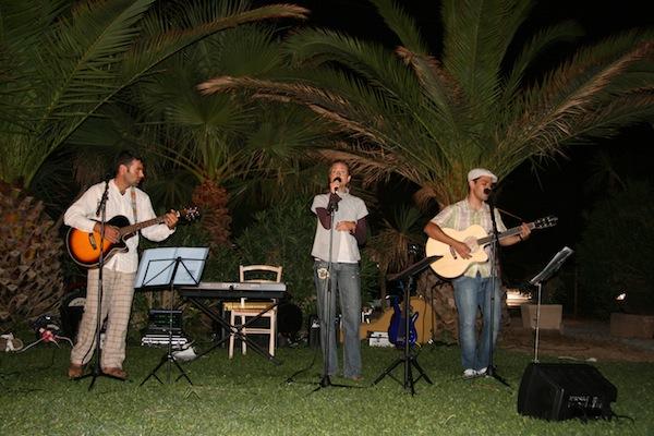 Paella serata con intrattenimento musicale