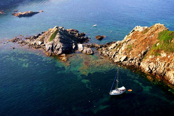 L'île de Porquerolles - Joyeaux des ïles d'Or
