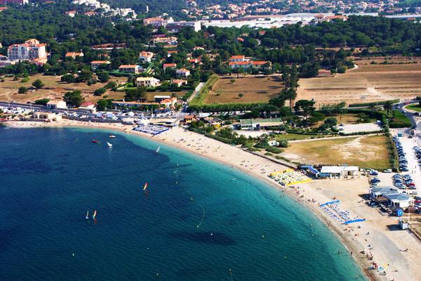 Spiaggia dell' Almanarre