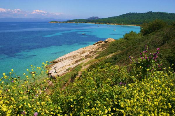 Le sentier du Littoral - Presqu'île de Gien