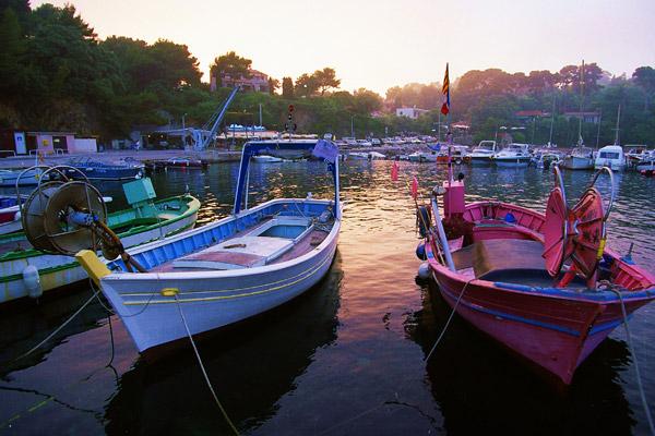 Le port du Niel - port de pêcheurs